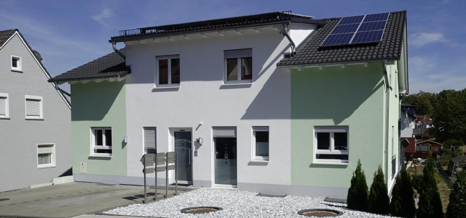Dreifamilienhaus